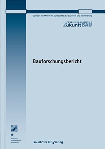 ImmoInvest – Grundlagen nachhaltiger Immobilieninvestments. Abschlussbericht. (Forschungsinitiative Zukunft Bau)