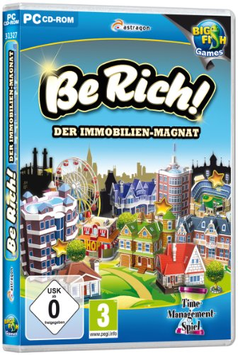 Be Rich! Der Immobilien-Magnat